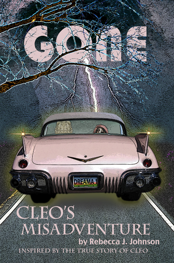 Front cover of Gone: Cleo's Misadventure